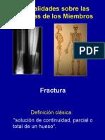 Fracturas en general