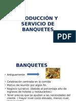Servicio Banquetes