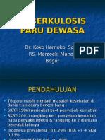 1. TB Paru