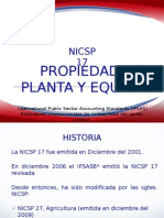 NICSP 17- PROPIEDAD PLANTA Y EQUIPOS.pptx
