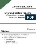 Chrysler Curso EMP Agosto 2013