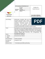 Kerangka Acuan Pelatihan Petugas UGD