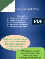 Inspection and Test Plan_Kelompok Pressure Vessel