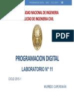 LAB11 Cadenas