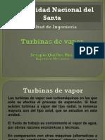 10Clase-10 Turbina de Vapor-Resumen