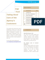 Resource Tool Customer Care Final