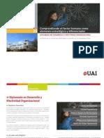 Diplomado en Desarrollo y Efectividad Organizacional