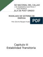 Estabilidad Transitoria