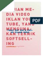 Kajian Media Video Iklan Youtube yang Menggunakan Teknik Softselling
