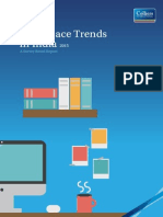 Workspace Trends in India 2015