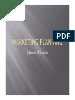 How to write a proper marketing plan!