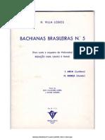 Bachianas Brasileiras Nº 5