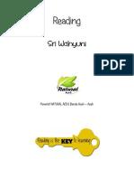 Reading, Sri Wahyuni M.Pd, Rosdiana M.Pd,  Zainal Abidin Suarja, M.Pd, Natural Aceh, Lembaga Riset Pelatihan dan Publikasi Publik