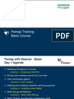 Femap Basic - Day 1