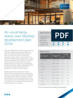 MUMBAI Residential Property Market Overview -May 2015
