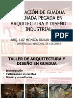 Presentacion Aplicacion de Guadua Laminada Jul 2005
