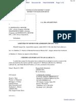 Amgen Inc. v. F. Hoffmann-LaRoche LTD et al - Document No. 26