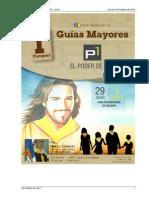 Bases 1er Campori GM - Arequipa 2015