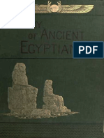 A History of Art in Ancient Egypt Vol 1