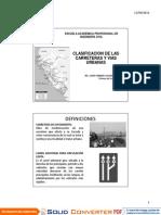 3.CLASIFICACION DE LAS CARRETERAS Y VIAS URBANAS 10..pdf