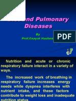 Diet and Pulmonary Diseases