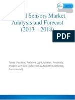 Optical Sensors Market is Estimated to Reach $18.7Billion By 2018