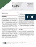 Kapital & Märkte, Ausgabe Juni 2015