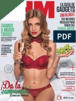 FHM Spain - Diciembre 2014