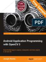 Android Application Programming with OpenCV 3 - Sample Chapter