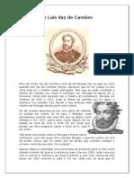 Biografia de Luis Vaz de Camoes