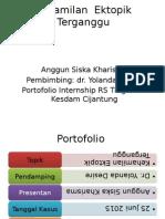 PORTOFOLIO Anggun