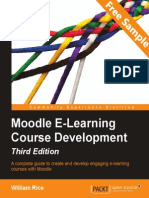 Moodle E-Learning Course Development - Third Edition - Sample Chapter