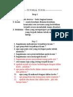 Blok II tutorial