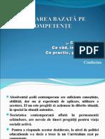 Competente - Obiective