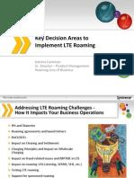 LTE Implement KC