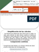 Una Ecuación General Para Efectuar La Composición
