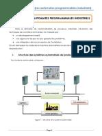 Chapitre 1 Les Automates Programmables Industriels