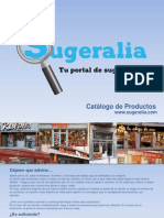 Catalogo Sugeralia