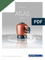 Filtro de Arena AstralPool Atlas Manual de Instalacion y Mantenimiento