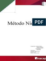 Metodo de Niosh