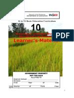 Agri-Crop Grade 10 LM