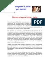 Defensa de La Democracia
