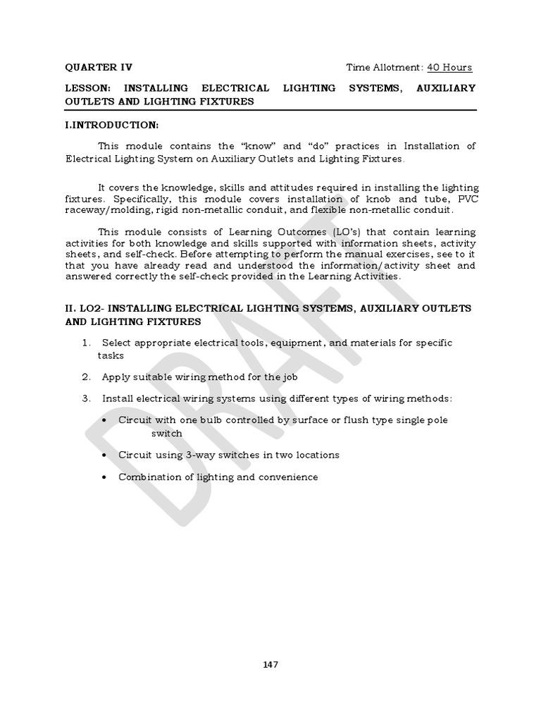 Eim Ncii Lmg9 P147 217 Electrical Wiring Manufactured Goods Pvc Conduit System