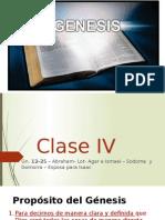 Génesis Clase 4