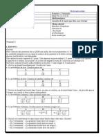 Anales de Maths Série f1 2 3 4 d c