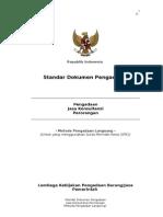 3. Sdp Jasa Konsultansi Perorangan Pengadaan Langsung Menggunakan Spk