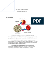 Laporan Pendahuluan Anemia Aplastik