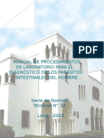 Manual Parasitologia