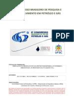SIMULAÇÃO DA PRODUÇÃO DE GÁS SÍNTESE POR REFORMA AUTOTÉRMICA DIRECIONADA AO PROCESSO GAS TO LIQUID (GTL).