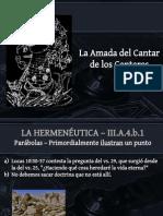 Introducción ala Hermeneutica